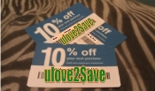 lowes 10% off coupons